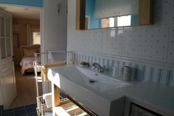 salle de bains chambre d'hôtes Cottage