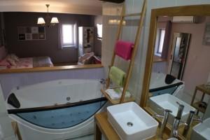 salle de bains chambre Cosy