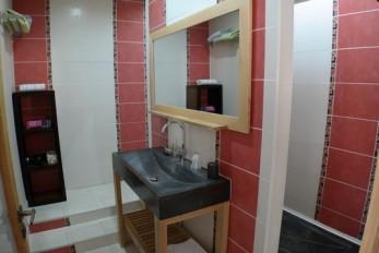 salle de bains chambre Ebony