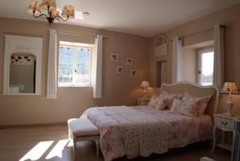 vue chambre Cottage