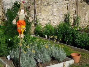 jardin des senteurs gard