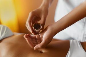 massage aux huiles relaxantes